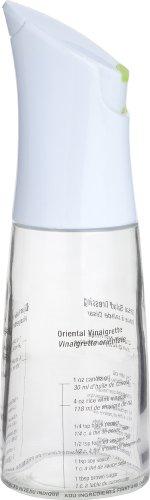 Trudeau Perfect Dressing Vinaigrette Mixer Bottle, 12-Ounce by Trudeau
