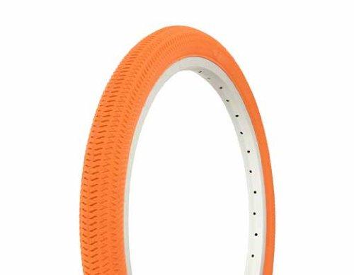 Tire Duro 20'' x 1.95'' Orange/Orange Side Wall bike tire, lowrider bike tire, lowrider bicycle tire, bmx bike tire by Lowrider