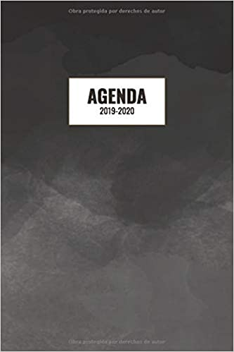 Agenda 2019-2020: Julio 2019 A Diciembre 2020 / 1 Semana En ...