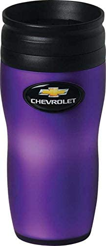 Soft Touch Chevy Red Bundle with Driving Style Decal Gregs Automotive Chevrolet Travel Mug Tumbler 16oz