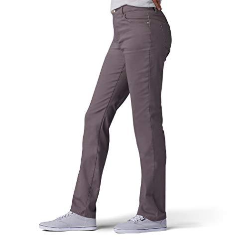 Al Pantalones Ajustados Mujer Mocha Instante Vaqueros Para Lee wXIdqTX