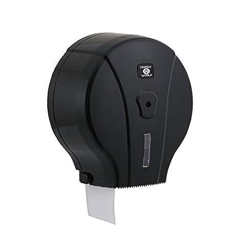 Jumbo Toilettenpapierspender Mit 4 verschiedenen Farboptionen No : 1 Transparent