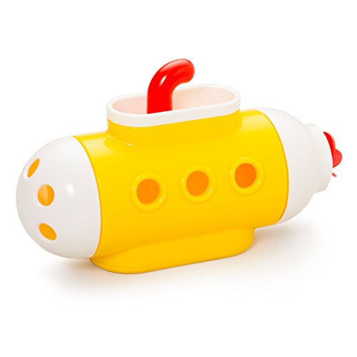 Kid O Pour and Spin Submarine Toddler Bath Toy