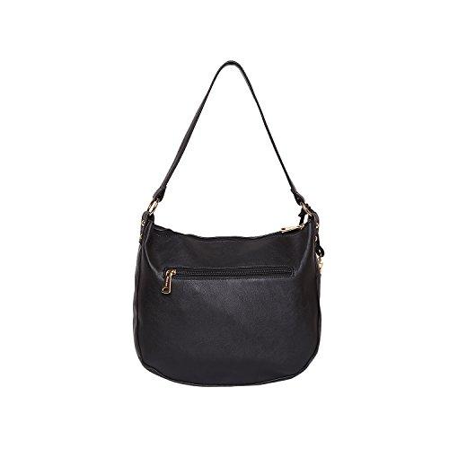 Diana Korr Women's Handbag (Black) (DK120HBLK)