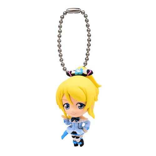 Love Live! School Idol Project 06 Sling Mascot Keychain Figure ~1.5