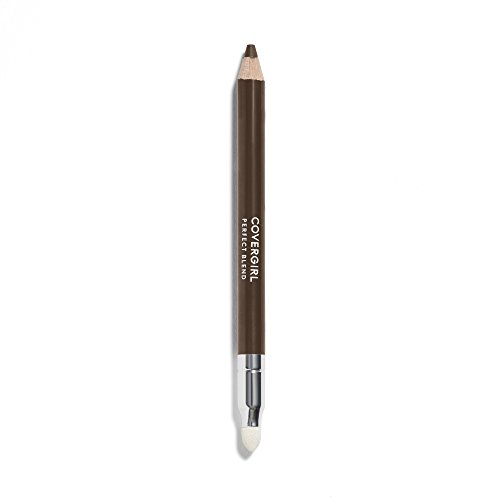 COVERGIRL Perfect Blend Eyeliner Pencil, Black Brown .03 oz