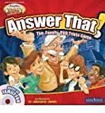 Answer That!  Adventures in Odyssey Family DVD Game