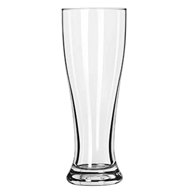 Libbey Midtown Pilsner Glass, Clear