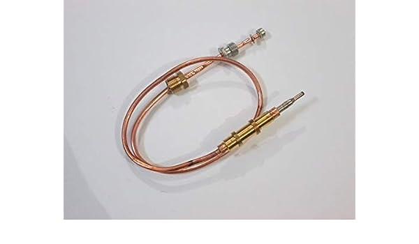 Quadrafire Heatilator Hearth /& Home Thermocouple Part #72956 Heat /& Glo