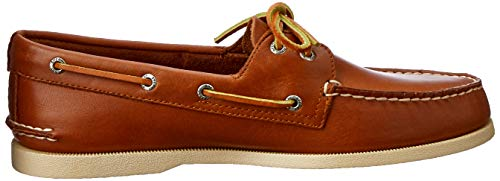 Sperry Men's A/O 2 Eye Boat Shoe,Tan,11.5 M US