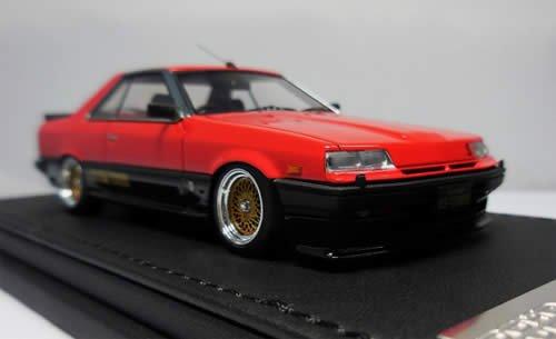 1/43 Nissan Skyline 2000 RS-X Turbo-C R30(レッド) IG0312