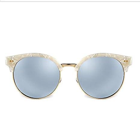 GYF®Damas antiguas gafas de sol polarizadas, gafas de sol ...