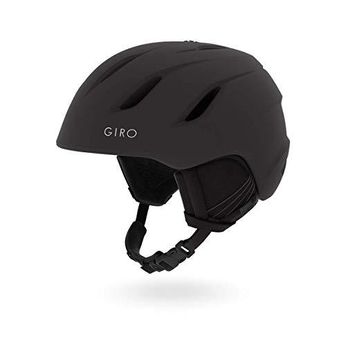 Helmet Matte Black MD 55.5–59cm ()