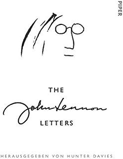 the john lennon letters herausgegeben von hunter davies herausgegeben von hunter davies limitierte