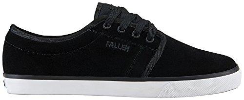 Fallen  Men's FA-Forte 2 Skateboarding Shoe,Black/Black,11 M US