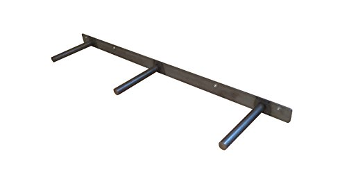 32'' Floating Shelf Heavy Duty Solid Steel Bracket- For 36'' + Shelves MADE IN THE USA! by Walnut Wood Works (Image #4)