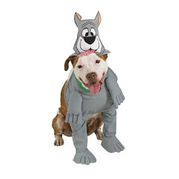 Homemade Halloween Costumes For Large Dogs (Rubie's Astro Dog Costume - Extra)