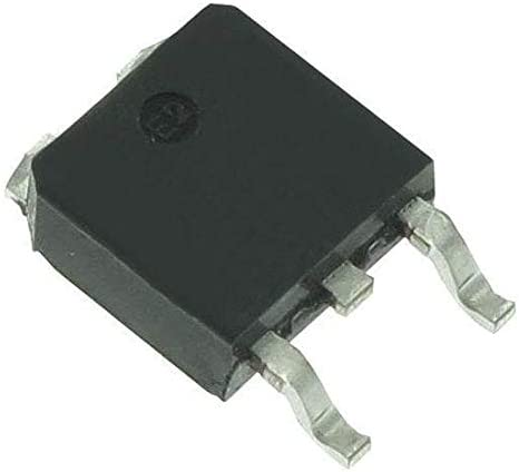 STD130N6F7 80 A STripFET F7 Power MOSFET in DPAK Package Pack of 10 4.2 mOhm typ MOSFET N-Channel 60 V