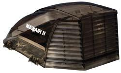 Maxx Air 00-933073 MaxxAir II Vent Cover - Smoke