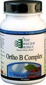 Ortho Molecular - Ortho B Complex - 90 Capsules