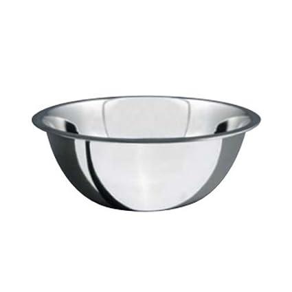 Salvinelli Mixing Bowl, 27 cm, Acero Inoxidable, 30 x 27 x ...