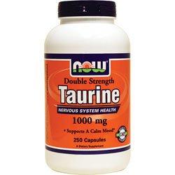 Double Force Taurine 1000 mg - 250 - Capsule