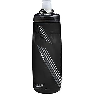 CamelBak Podium Water Bottle, 24 oz, Jet Black