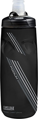 CamelBak Podium Water Bottle, 24 oz, Jet Black