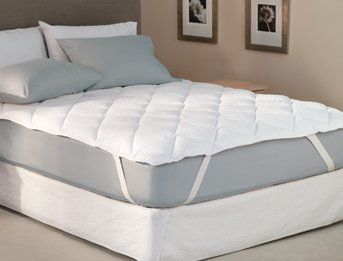 Restful Nights® Super Topper / Mattress Pad Anchor Bands (Queen) - BUY 1 GET 1 FREE!!! - Ships sooner than expected.