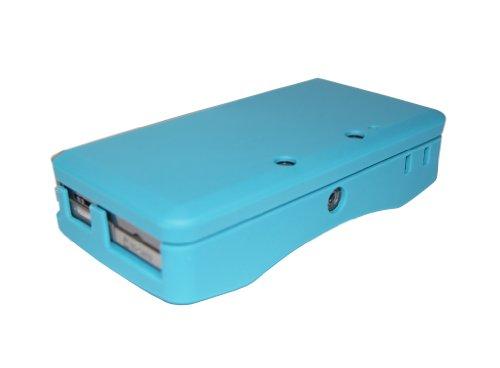 PowerPlay Battery Extender - Aqua Blue - Nintendo 3DS