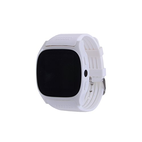 Amazon.com: Bluetooth Smart Watch Black, T8M Fitness Tracker ...