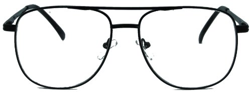 - Miami Bifocal Reading Glasses (Black, 2.0)