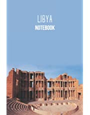 Libya Notebook: Notebook Journal  Diary/ Lined - Size 6x9 Inches 100 Pages