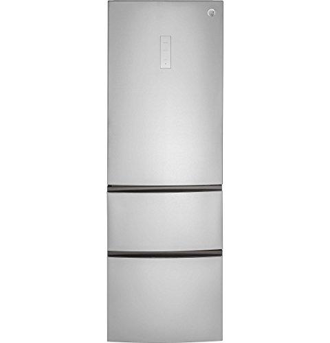 gle12hslss counter depth bottom freezer