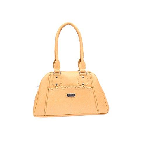 7b576e8d8622 Hester Women s Double Strap Shoulder Bag (Beige)  Amazon.in  Shoes ...