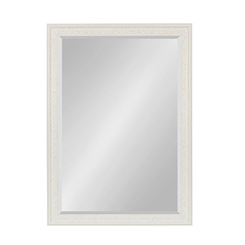 Kate and Laurel Alysia Framed Wall Mirror, 28.5x40.5, -
