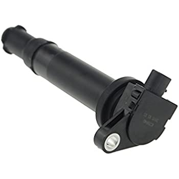 31E6kiK6F4L._SL500_AC_SS350_ amazon com genuine hyundai 27301 26640 ignition coil assembly  at bayanpartner.co