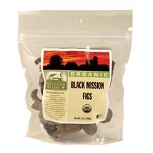Organic Black Mission Figs 10 Ounces (Case of 8)