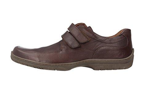 Manz Sale Volt - Herren Halbschuhe - Braun Schuhe in Übergrößen