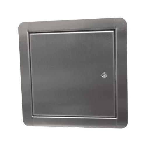 ProFlo PF1010 10 X 10 Metal Universal Access Door, Stainless Steel by ProFlo