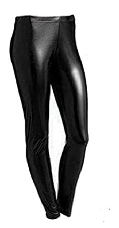 591ab71c879de Bless Girls Metallic Leggings Wet Look FOIL American 4-13 Years Shiny Kids  Childrens Halloween Party Disco Dance Costume: Amazon.co.uk: Clothing