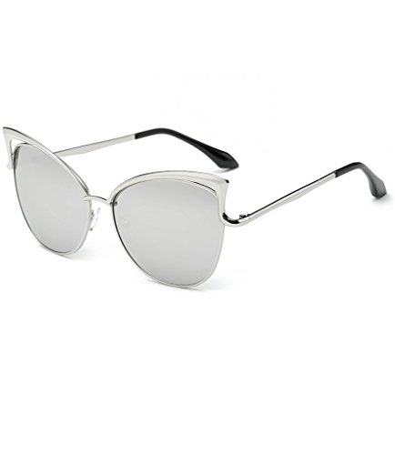 KELUOZE Womens Retro Fashion Cat Eye - Latest Trends Of Sunglasses