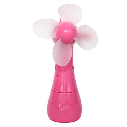 ️ Yu2d ❤️❤️ ️Portable Kids Toys Manual Hand Mini Fan Handheld No Battery Operated for Cooling ()
