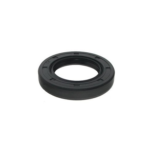 Big Bearing 25X47X6TC Metric Oil Seal, 25 mm Inside Diameter, 47 mm Outside Diameter, 6 mm Width, Double Contact Lips, Stainless Steel/Rubber