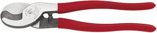 Klein Tools 63050 High Leverage Cable Cutter, 9-1/2-Inch
