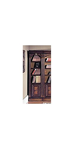 Parker House 21 Inch Open Top Bookcase w Chestnut Finish – Huntington (21 in. Wide) For Sale