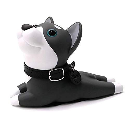 4 Style Cute Dog Door Stopper Doorstop Wedge, Living Room Decoration (Hutti)