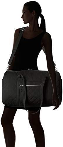 Vera Bradley Women's Performance Twill Large Travel Duffle Bag