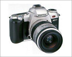 Pentax MZ 7 Códigos de Producto número 1360 MZ-7 Cuerpo 135 mm ...