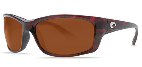 Costa Del Mar Jose Sunglass, Tortoise, Copper - Mar Del Jose Costa Sunglasses